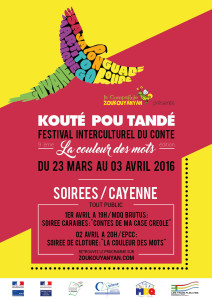Cloture-Affiche-KoutePouTandé-2016-Soirees-Cayenne